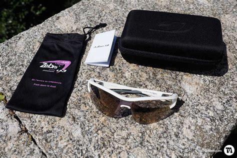 julbo zebra light review recensione occhiali julbo aero zebra light leggerezza e