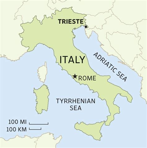 map of trieste italy a trip to trieste italy s most beautifully haunting city