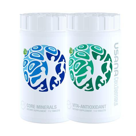 Vitamin Usana usana 174 cellsentials performance vitamins
