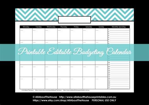 calendar printable monthly bill calendar printable