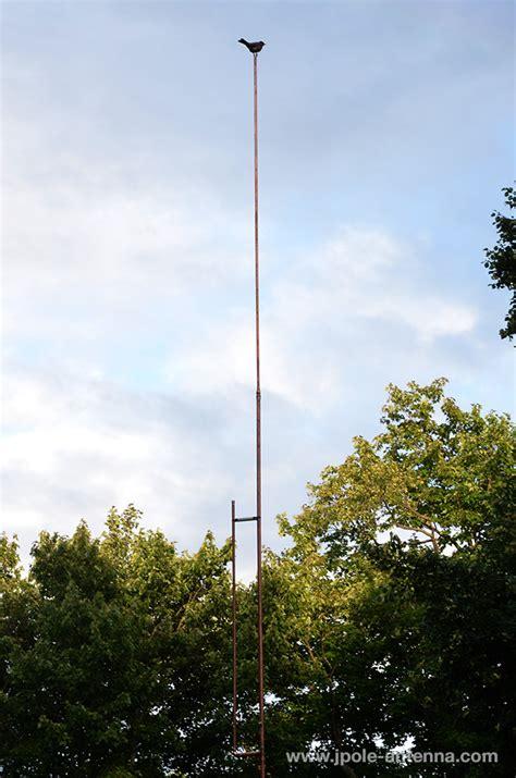 6 meter j pole radio antenna kb9vbr j pole antennas