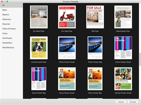 book layout pages mac a few words on mac pages and templates tera talks
