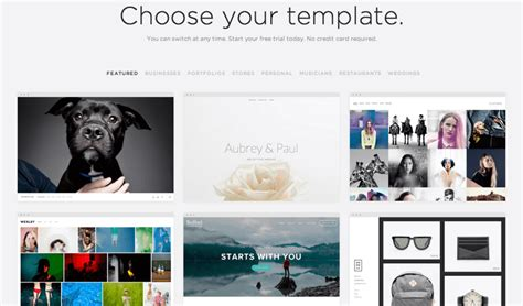 Squarespace Review 2018 Pros And Cons Of The Website Builder Squarespace Personal Website Templates