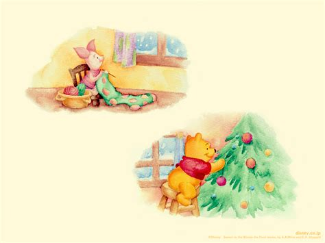 Eeyore Wall Stickers winnie the pooh christmas christmas wallpaper 2735492