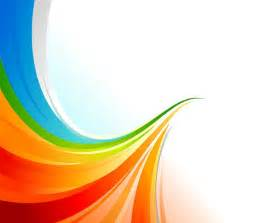 Rainbow Powerpoint Template rainbow ppt background powerpoint backgrounds for free