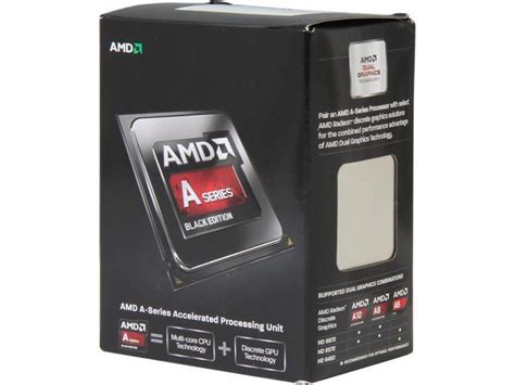 amd a8 6600k richland 3 9 ghz socket fm2 100w