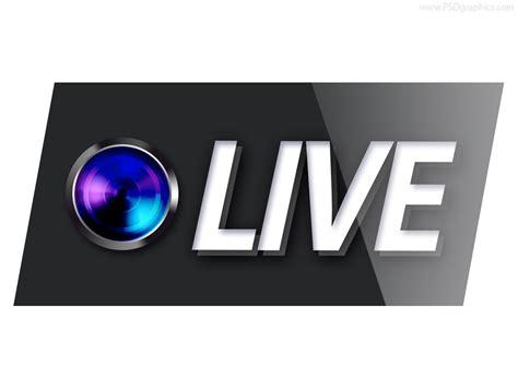 live stream icon psd psdgraphics