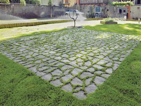 pavimentazione giardino autobloccanti 17 migliori idee su pavimentazione da giardino su