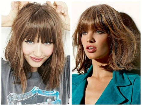 techniques showing how to cut a blunt haircut or bob haircut blunt cut bangs long hair tips for 20 selections