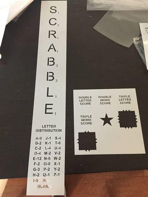 cheap scrabble board best 25 scrabble board ideas on