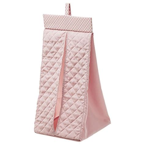 pattern for hanging diaper holder ikea quilted hanging diaper stacker pink baby toddler