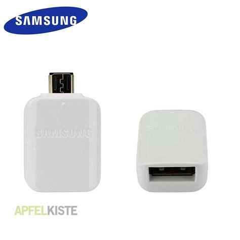 Adaptor Usb Samsung samsung otg usb micro usb adapter ee ug930 weiss