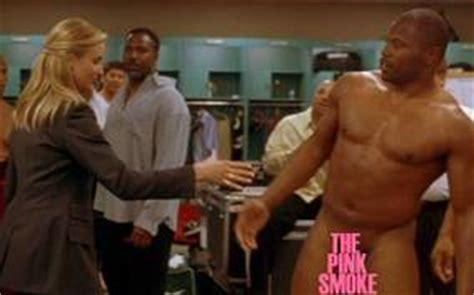 locker room boners review any given sunday hooking foul