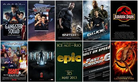 film action terbaik 2013 box office box office hollywood popular movies
