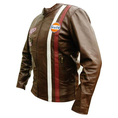 Handmade Leather Jacket - handmade leather jacket mens casual leather jacket