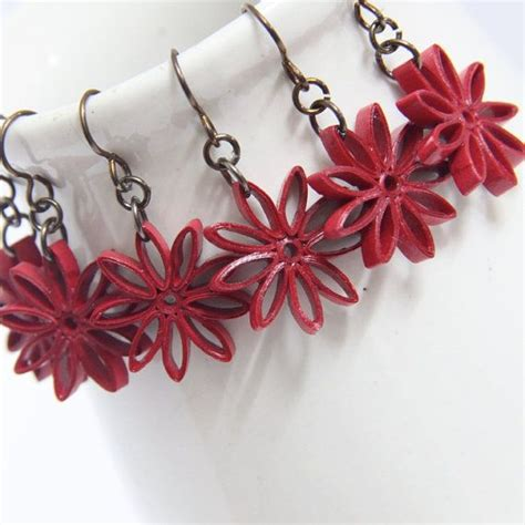 tutorial quilling gioielli 86 best images about gioielli di carta on pinterest