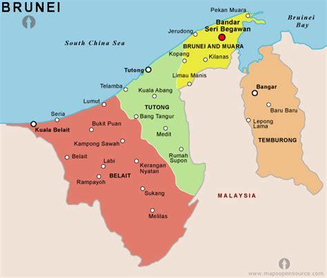 brunei map free brunei political map political map of brunei political brunei map brunei map