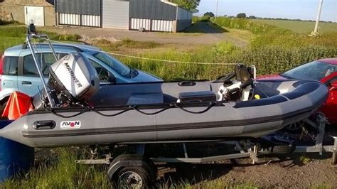 ebay rib boats for sale avon searider 4 m boats pinterest boat rib boat