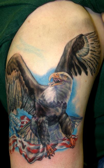eagle cover up tattoo designs top eagle stretch images for tattoos