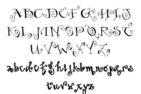 fun alphabet upper and lower case cool fonts alphabet lower case and lower case letters
