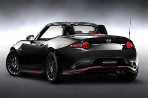 mazda to showcase miata cx 3 racing concepts at tokyo