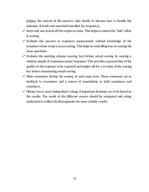 Subjective Essay Exle by Exle Of Subjective Or Essay Type Of Test Kingessays Web Fc2