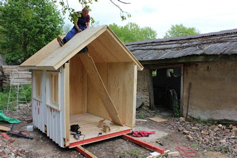 what s the deal with tiny house roofing my 189 price prefab tiny house 2 pin up houses