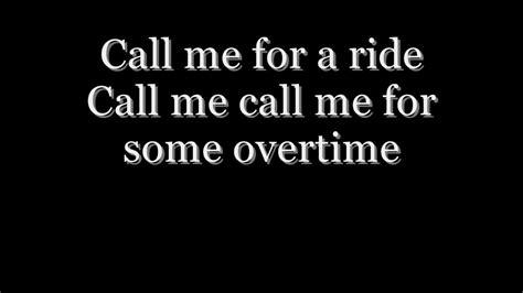 blondie lyrics call me lyrics driverlayer search engine