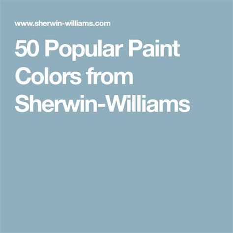 most popular sherwin williams paint colors best 25 popular paint colors ideas on paint