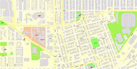 printable edmonton area map edmonton printable map canada exact max detailed