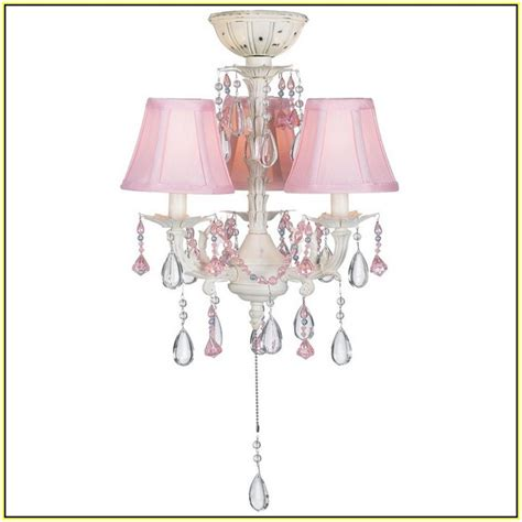 pink chandelier ceiling fan pink chandelier room home design ideas