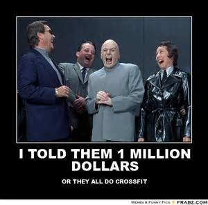 One Million Dollars Powers I Told Them 1 Million Dollars Powers Laughter