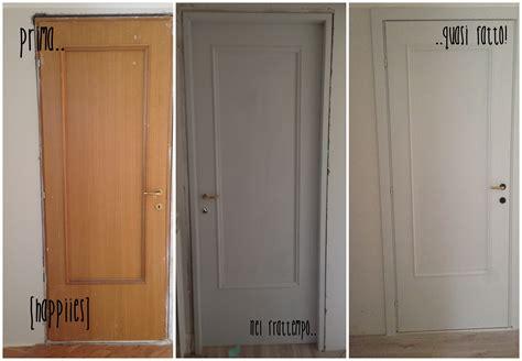 porte di casa rinnovare le vecchie porte di casa ridipingere le porte