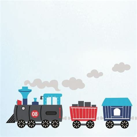 Kinderzimmer Gestalten Eisenbahn by Wandsticker Zug Oli Niki
