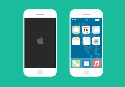 iphone image iphone 6 flat vector free vector stock graphics images