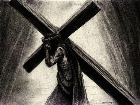 Bearing The Cross bearing the cross by ethalenskye on deviantart