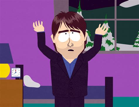 Tom Cruise Trapped In The Closet by Tom Cruise South Park Archives Cartman Stan Kenny Kyle