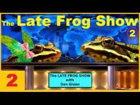 Talk Show Murders the late frog show 2 fairies aliens criminals murder