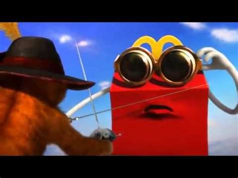 Happy Meal Mc Donald Puss In Boots 1 mcdonalds happy meal koc 250 r v cizm 225 ch puss in boots sk 2011