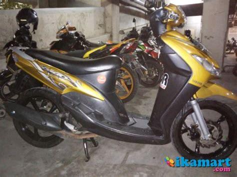Modifikasi Mio Sporty Kuning by Modifikasi Mio Kuning Emas Modifikasi Motor Kawasaki
