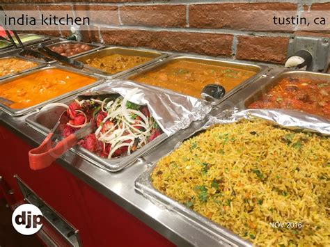 India Kitchen Tustin by 10 Lunch Buffet 7 Days Week 11am 3pm Yelp