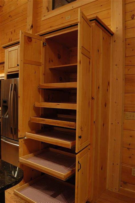 Wooden Pantry Cupboards by Wood Pantry Cabinets Cabinet Wood