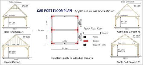 carport floor plans pdf plans carport design dimensions download diy coffee