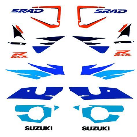 Suzuki Decals Suzuki Decals