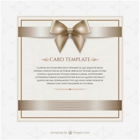 Gift Card Template Size by Arc Vectors Photos And Psd Files Free