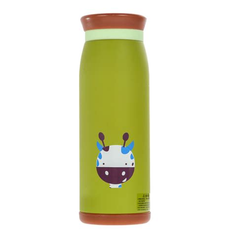 Colourful Thermos Insulated Mik Water Bottle 500ml Ther colourful thermos insulated mik water bottle 500ml green jakartanotebook