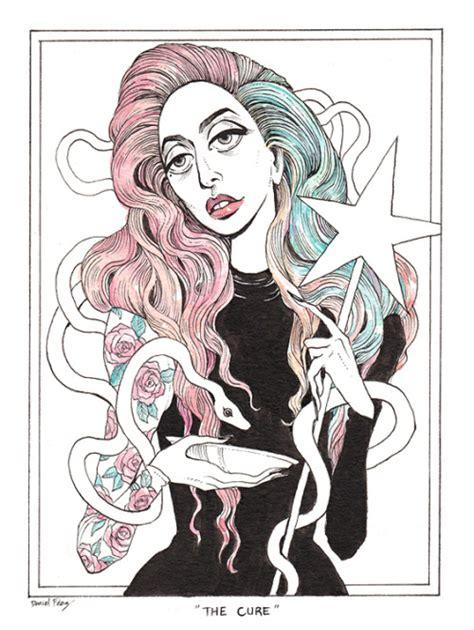 Gaga Drawing