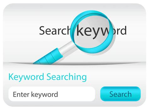 Keywords Search For How To Identify Keyword Phrases Used In Search