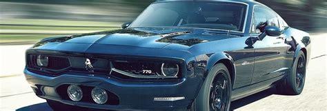 equus luxury american muscle car