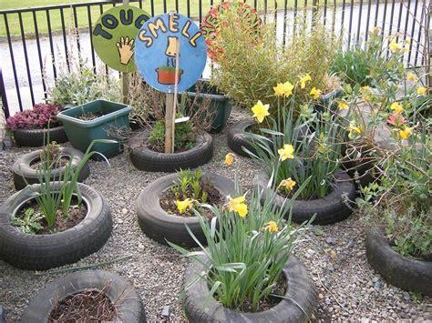 Ideas For School Gardens Sensory Garden Ideas For Schools Garden Post
